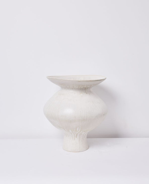 TULA VASE | Medium | Papaya