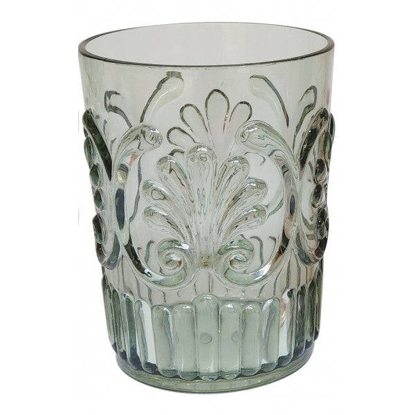 Acrylic Tumbler in sage green