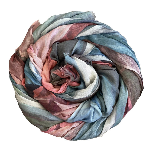 URBAN FABLE COTTON SCARF | Canggu