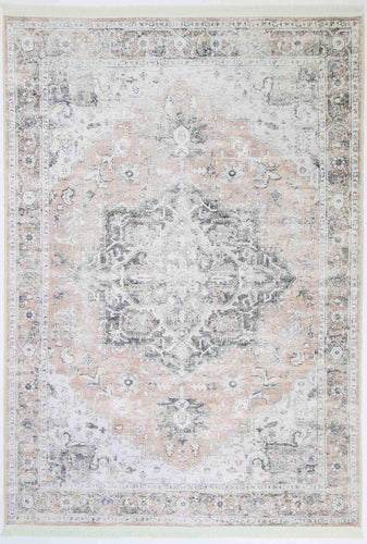 VINTAGE EMPRESS PALACE NEUTRAL RUG