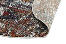 Load image into Gallery viewer, Roman Mosaic Solid Multi Round Rug