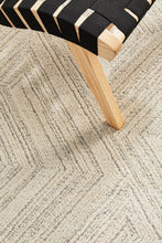 Load image into Gallery viewer, Alpine 844 Silver - Modern Rug