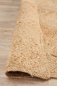 Sandy Hatch Natural Rug