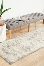 Load image into Gallery viewer, Palace 701 Grey Runner Rug