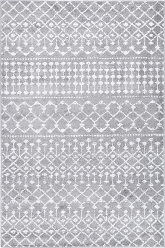 Hamilton Grey Rug freeshipping - Rug Empire