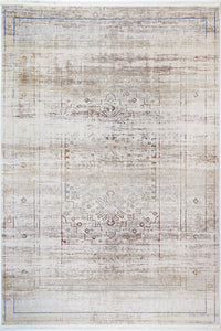 Sylvania Traditional Beige Multi Rug - Rug Empire