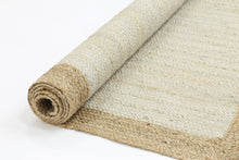 Load image into Gallery viewer, Hampton Pearl Centre Jute Rug
