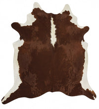 Load image into Gallery viewer, Exquisite Natural Cow Hide Hereford