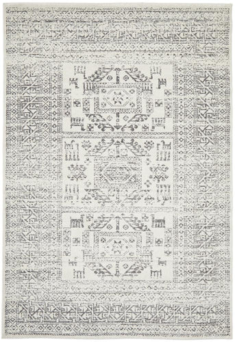 Victoria Silver Rug freeshipping - Rug Empire