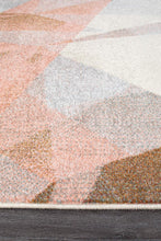 Load image into Gallery viewer, Dimensions Divinity Shatter Blush Modern Rug