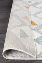 Load image into Gallery viewer, Dimensions Divinity Time Grey Modern Rug