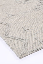 Load image into Gallery viewer, Sara Boho Chic Grey Rug freeshipping - Rug Empire