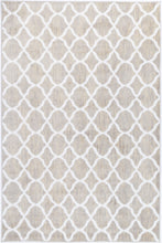 Load image into Gallery viewer, Paisley Lattice Latte Rug freeshipping - Rug Empire