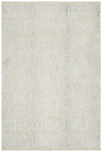 Levi Lucy Blue Green Rug - Rug Empire