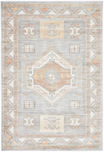Jervis Grey Rug freeshipping - Rug Empire