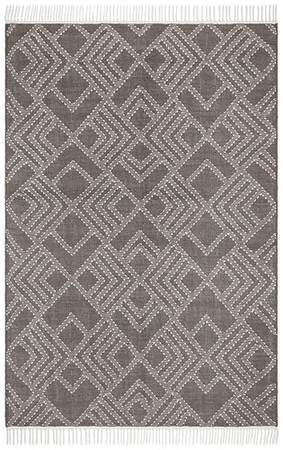 Loom Symphony Grey Rug - Rug Empire