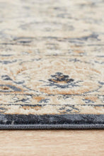 Load image into Gallery viewer, Esquire Balance Traditional Blue Rug