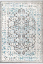 Load image into Gallery viewer, Reflection Blue Rug freeshipping - Rug Empire