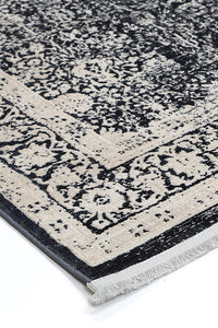 Reflection Navy Rug freeshipping - Rug Empire