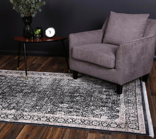 Load image into Gallery viewer, Reflection Navy Rug freeshipping - Rug Empire