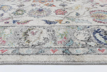 Load image into Gallery viewer, Sans Souci Transitional Cream Rug - Rug Empire