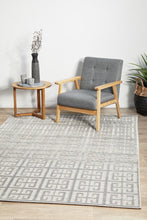 Load image into Gallery viewer, Watson Silver Rug freeshipping - Rug Empire