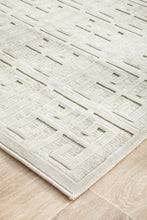 Load image into Gallery viewer, Watson Natural White Runner Rug freeshipping - Rug Empire