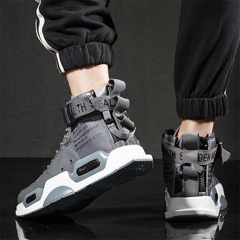 New Fashion High Top Skateboard Shoes