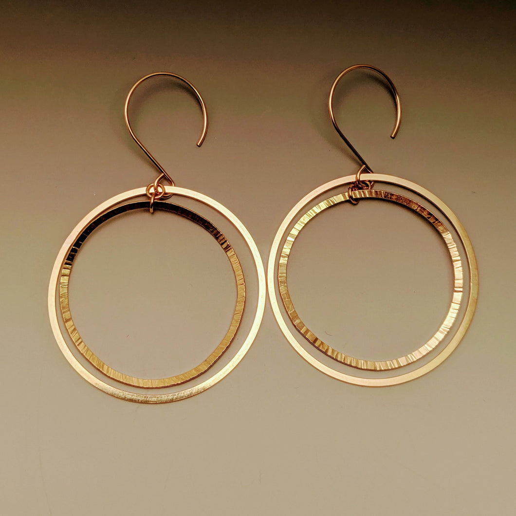 Double Halo Hoops