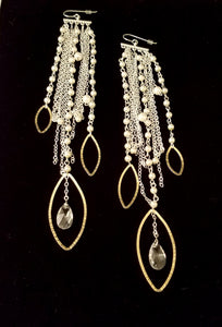 Waterfall Chandelier Earrings
