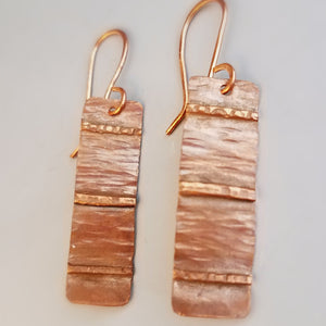 Vertical Velocity Earrings