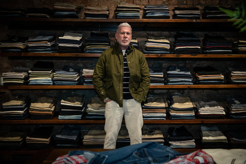 Q&A with Nick Wooster