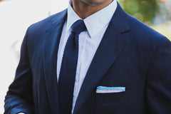 9 Ways to Wear a Navy Blazer | Blue Sportcoat Outfit Ideas