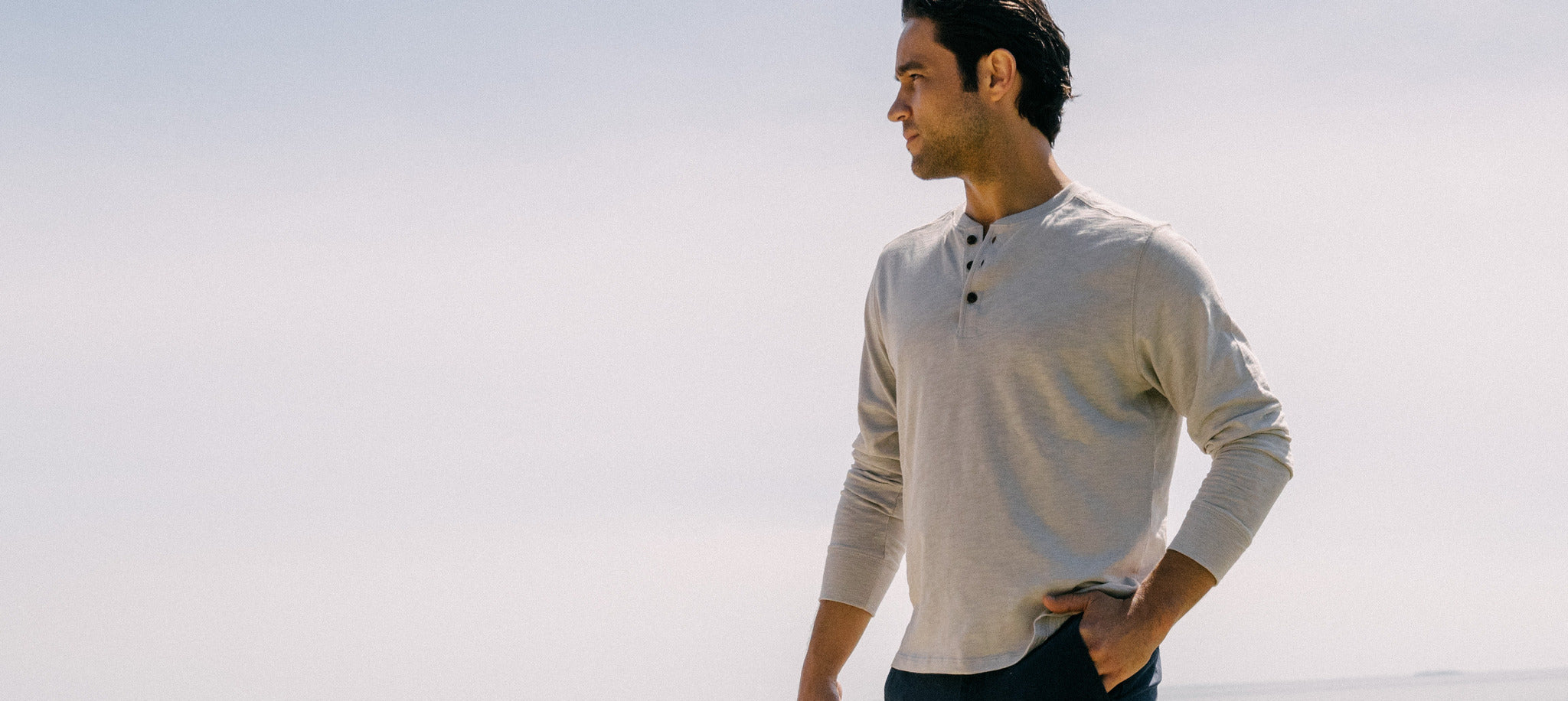 Polos and T-Shirts made from 100% super soft Pima cotton, with proper sleeve and body lengths.