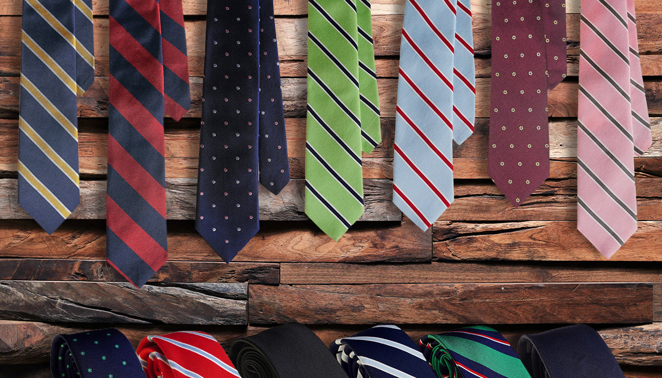 Quality accessories can add a lot to an outfit. Check out our favorite ties and scarves!