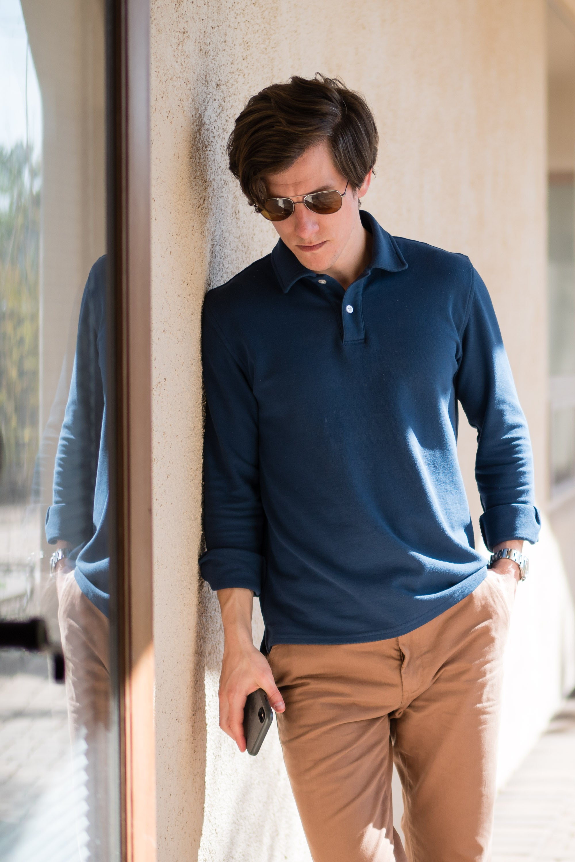 7 Types of Polo Shirts: Pique, Long Sleeve, Rugby (and More ...