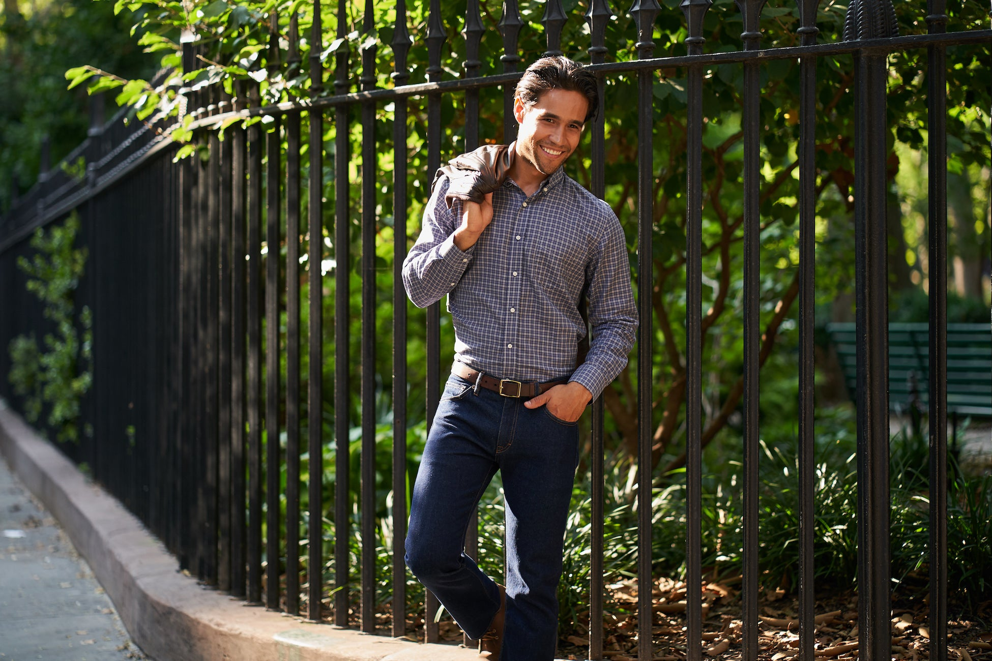 Jeans for Shorter Men: The Ultimate Guide – Peter Manning NYC