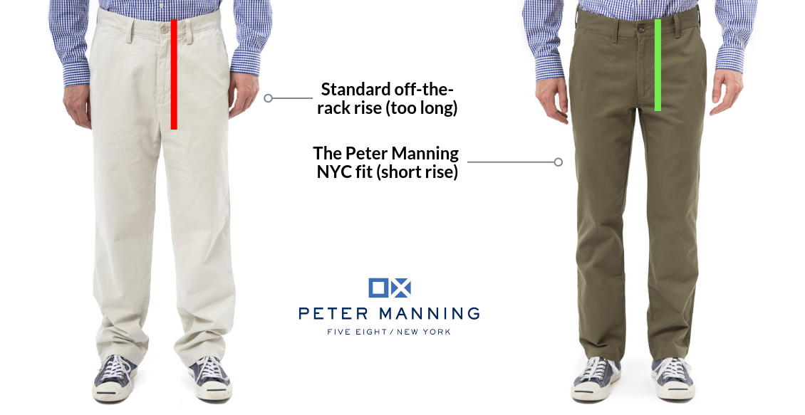 beautiful style reasonably priced enjoy big discount Chinos for Short Men: The Ultimate Guide – Peter Manning NYC