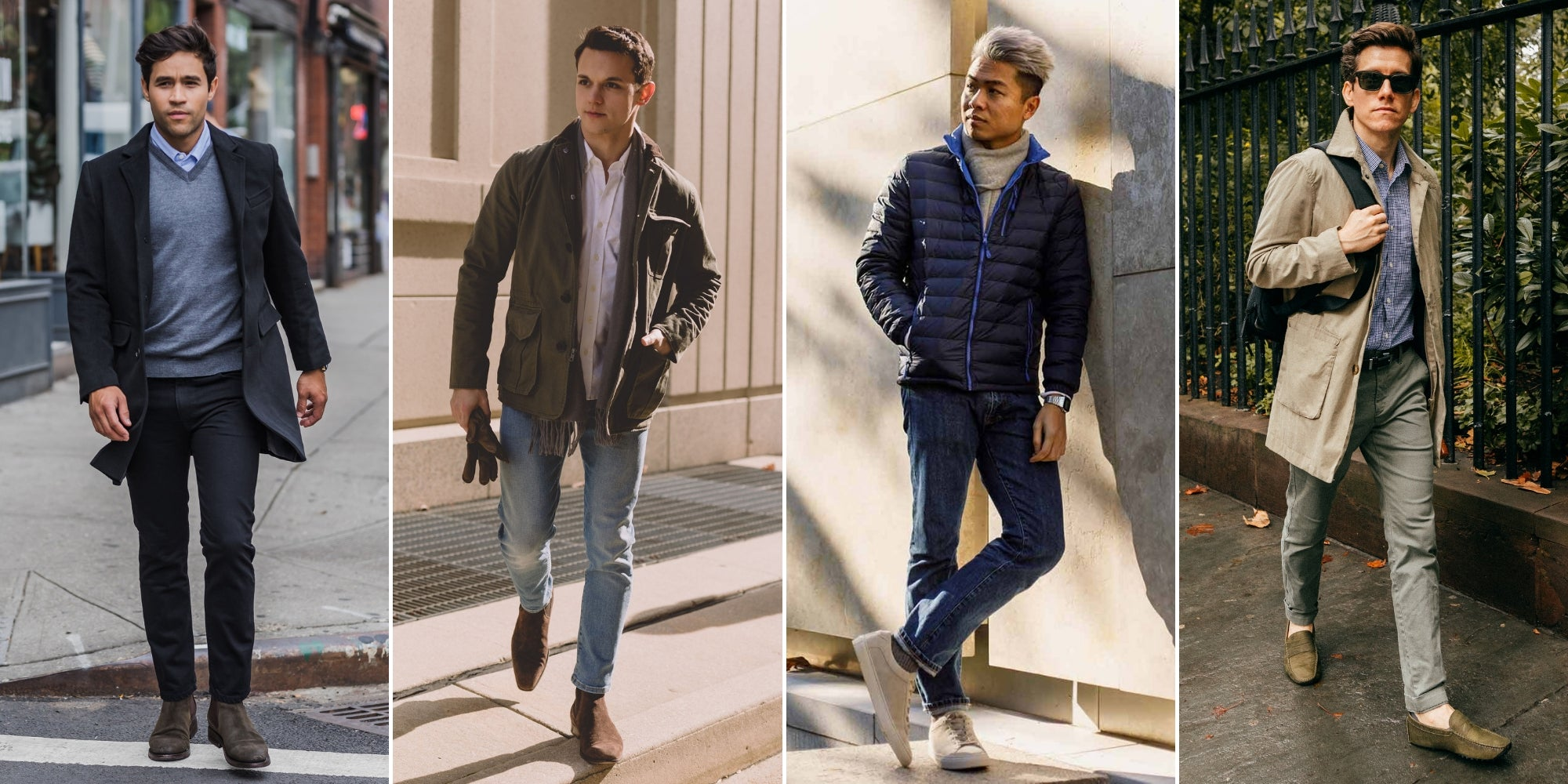 Outerwear for Short Men (In-Depth Guide) – Peter Manning NYC