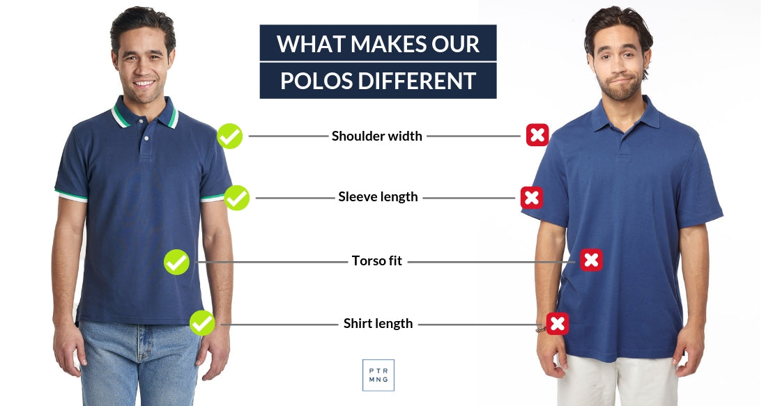 Peter Manning NYC Polo Shirts