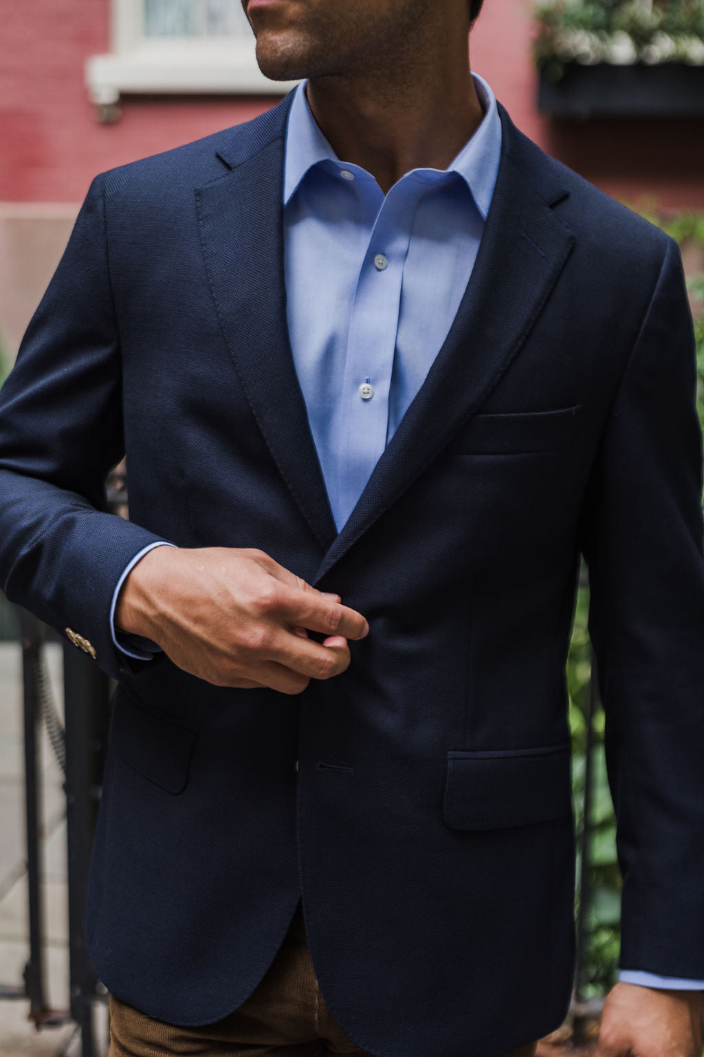 122eca2cfa5d9b Suits for Short Men  The Ultimate Guide – Peter Manning NYC