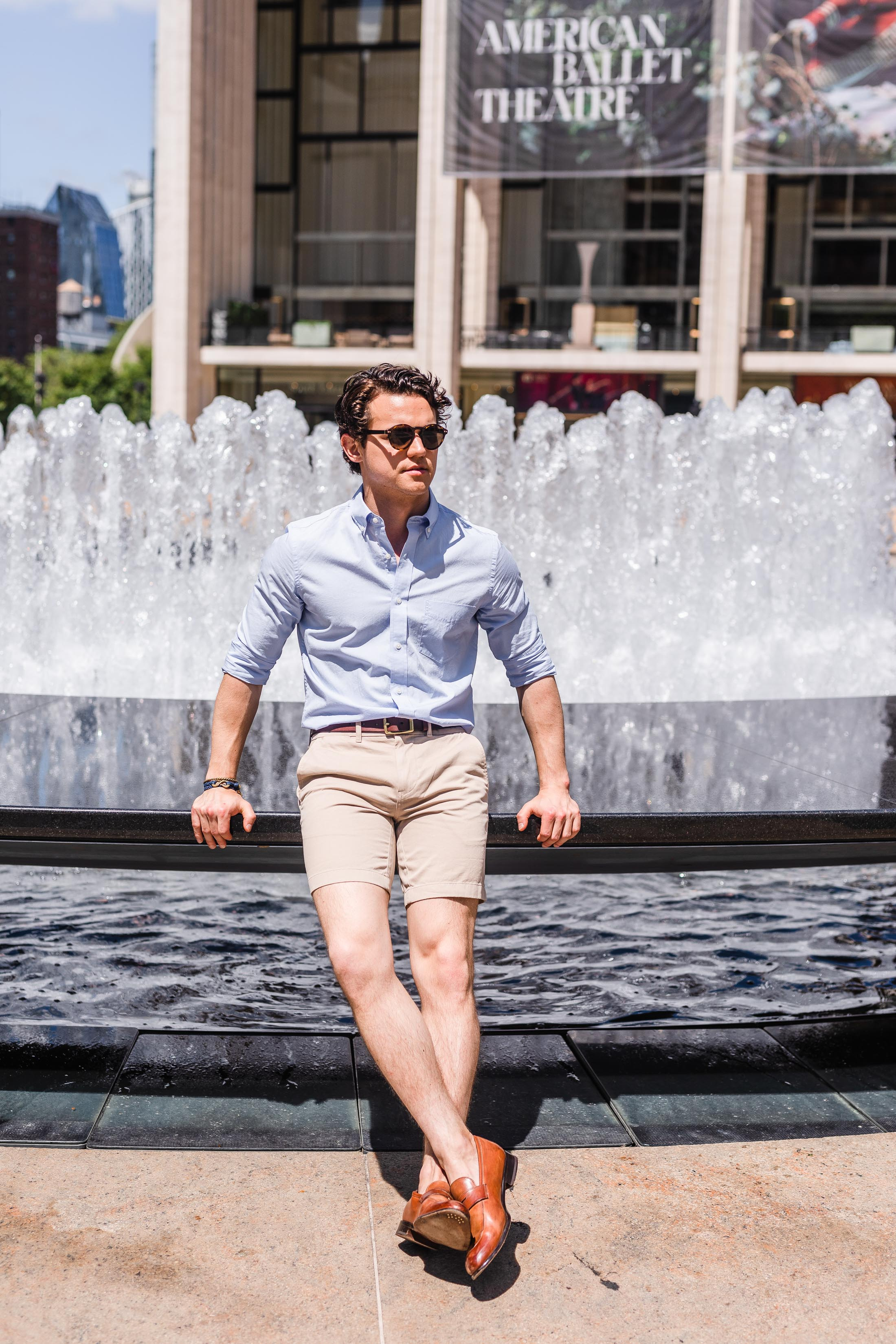 12 Easy Summer Outfit Ideas For Men Casual Smart And Dressy Peter Manning Nyc