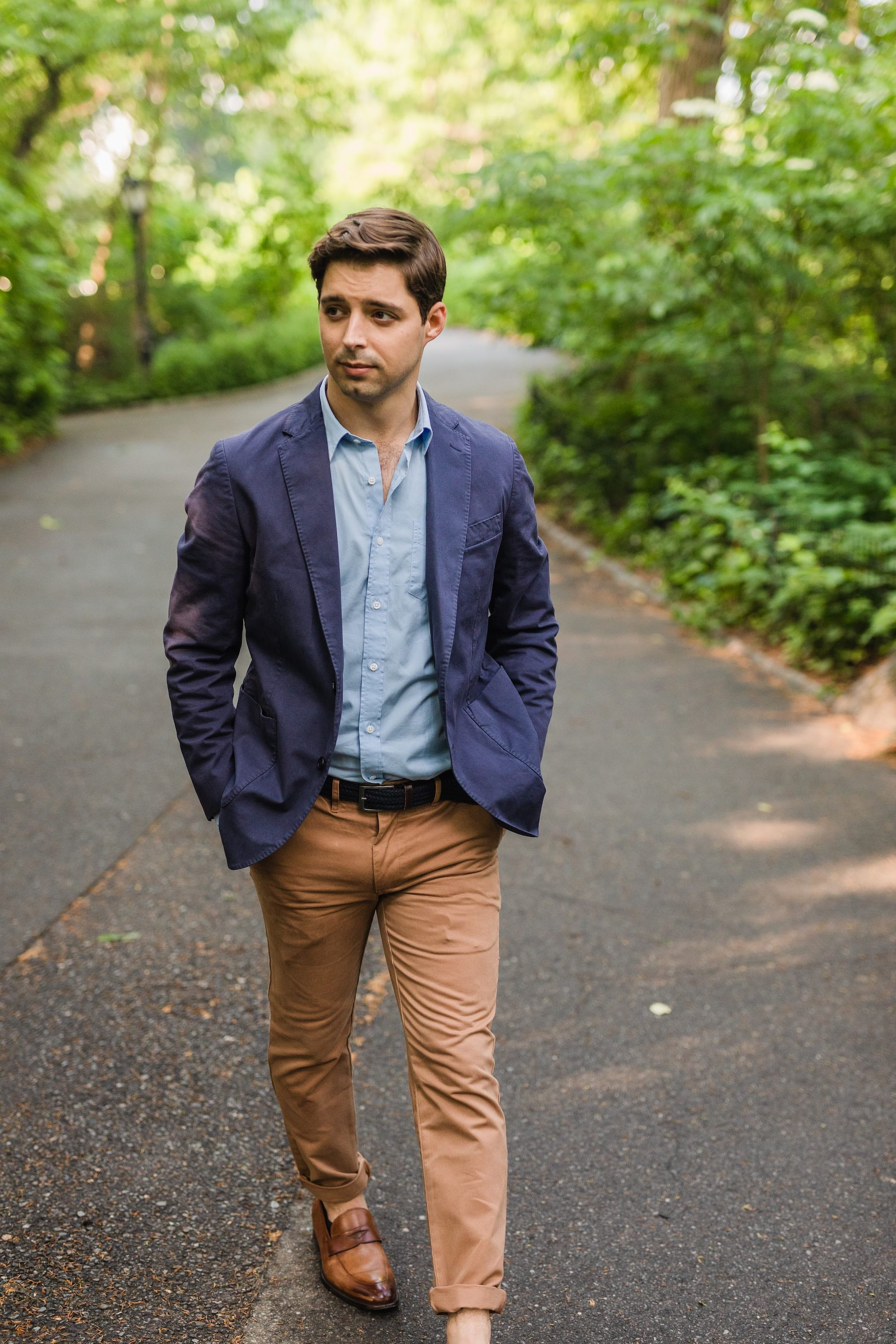 9 Ways To Wear A Navy Blazer Blue Sportcoat Outfit Ideas Peter