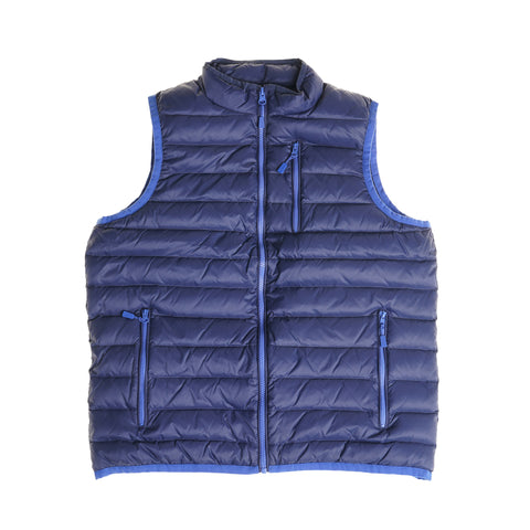 Lightweight Down Vest - Navy