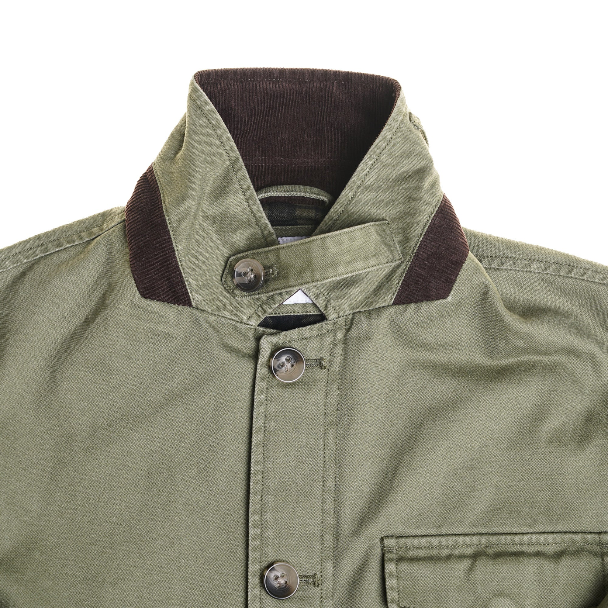 Tribeca Field Jacket - Olive