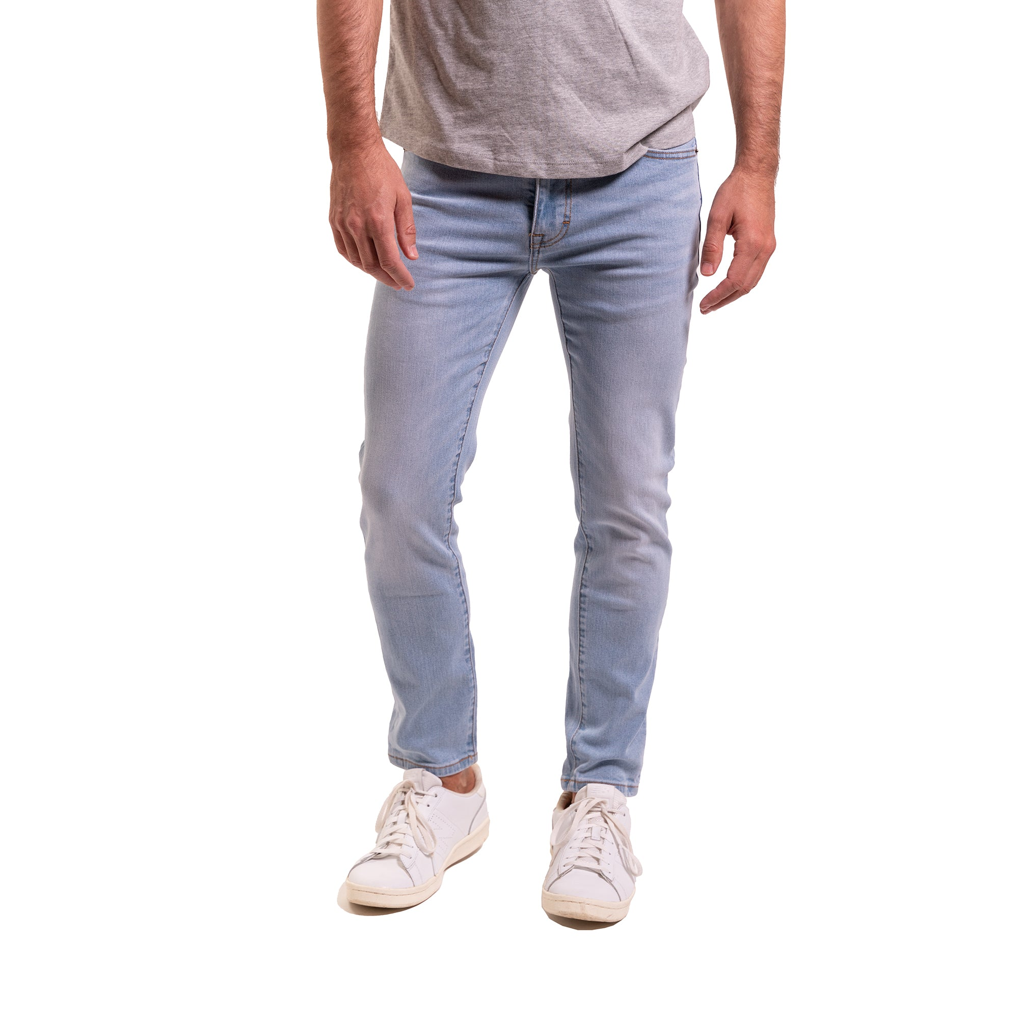 Johnny Stretch Jeans Skinny Fit - Light Wash