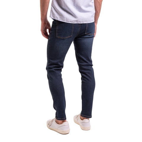 Johnny Stretch Jeans Skinny Fit - Dark Wash