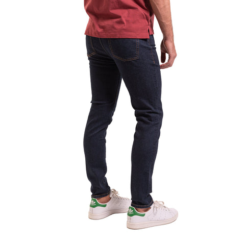 Johnny Stretch Jeans Skinny Fit - Indigo Rinse
