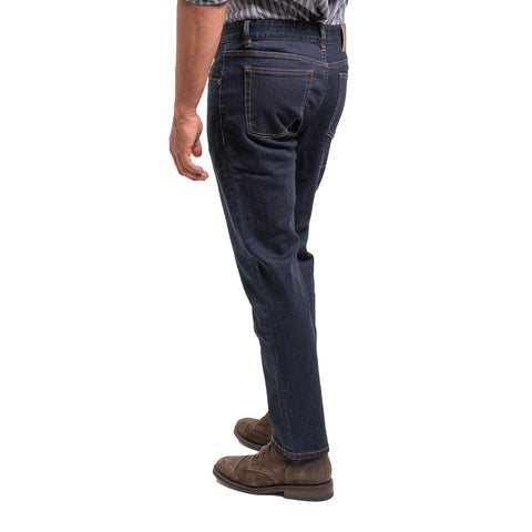 Johnny Stretch Jeans Standard Fit - Indigo Rinse