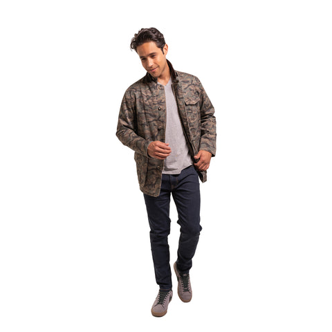 Tribeca Field Jacket - Camo
